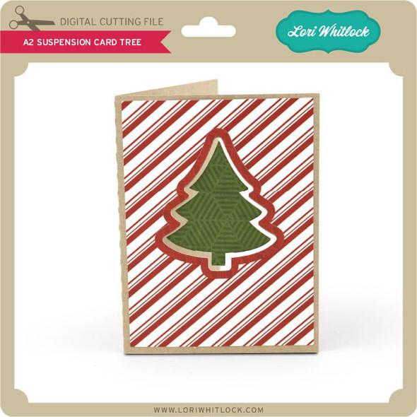 A2 Suspension Card Tree