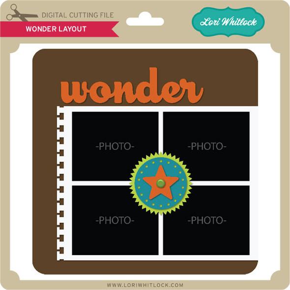 Wonder Layout