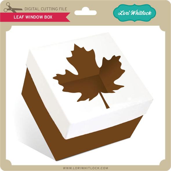 Leaf Window Box