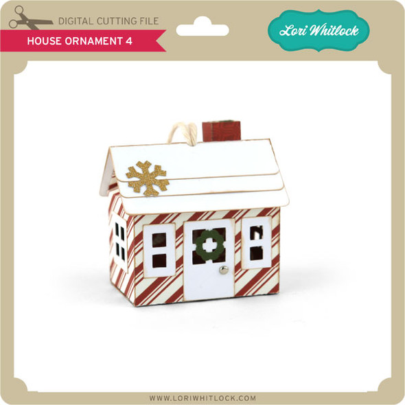 House Ornament 4