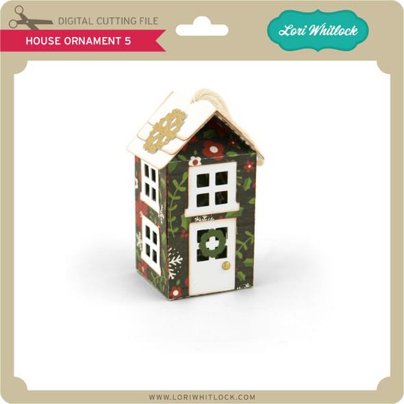 House Ornament 5