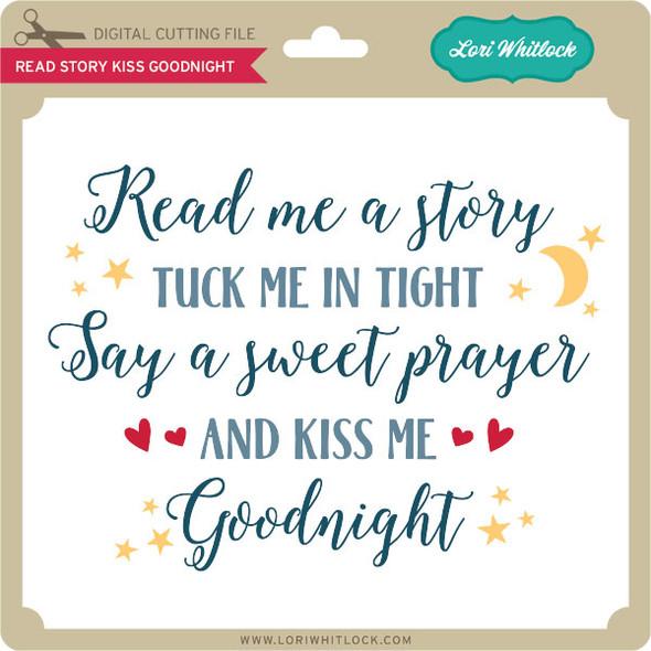 Read Story Kiss Goodnight