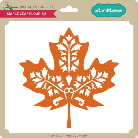 Maple Leaf Flourish