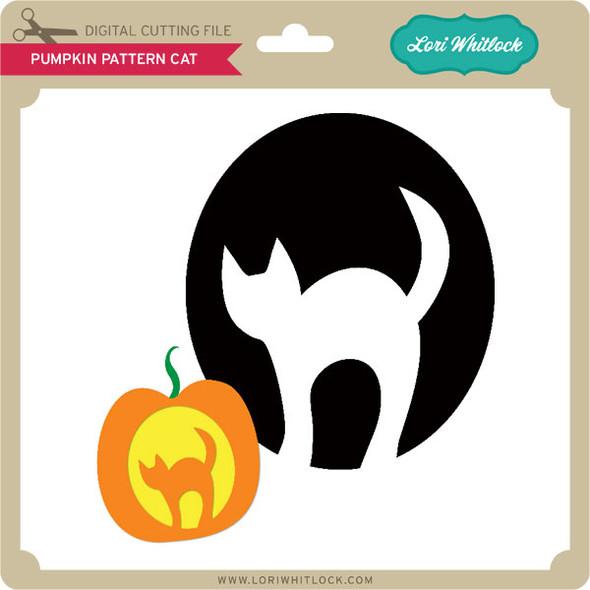 Pumpkin Pattern: Cat