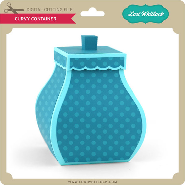 Curvy Container