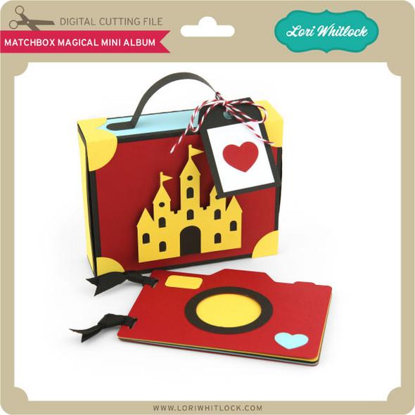 Matchbox Magical Mini Album