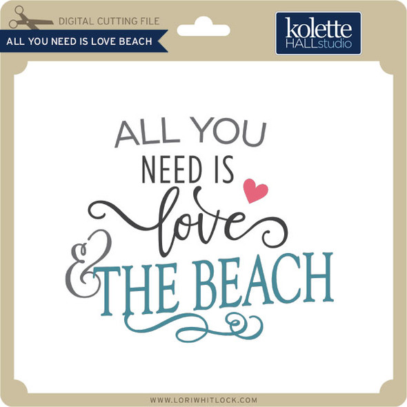 All You Need is Love Beach