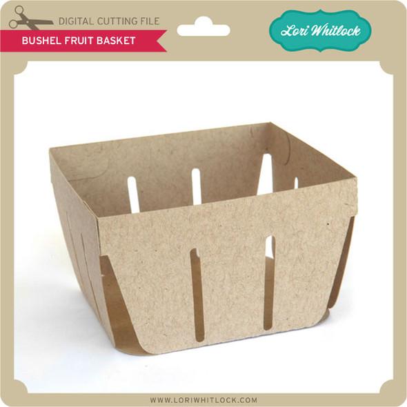 Bushel Fruit Box