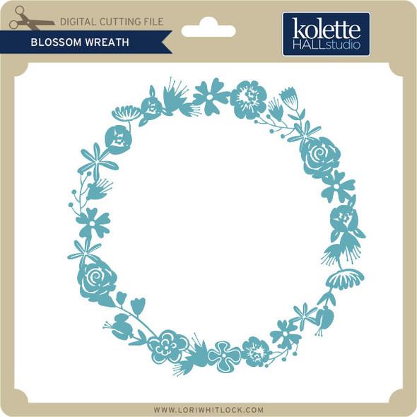 Blossom Wreath