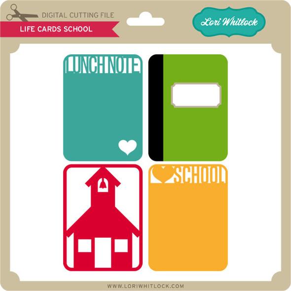 Life Cards School