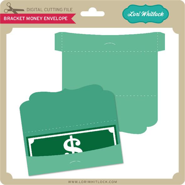 Bracket Money Envelope