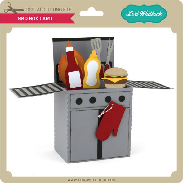 BBQ Box Card