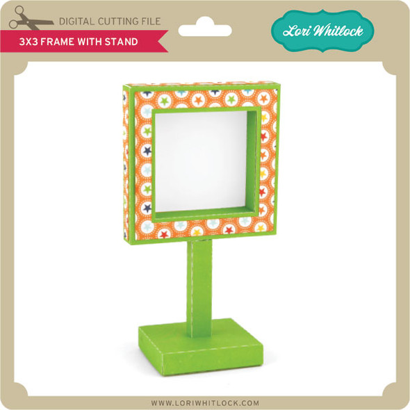 3x3 Frame with Stand