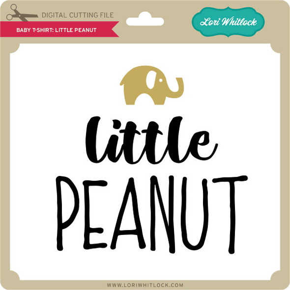 Baby T Shirt Little Peanut
