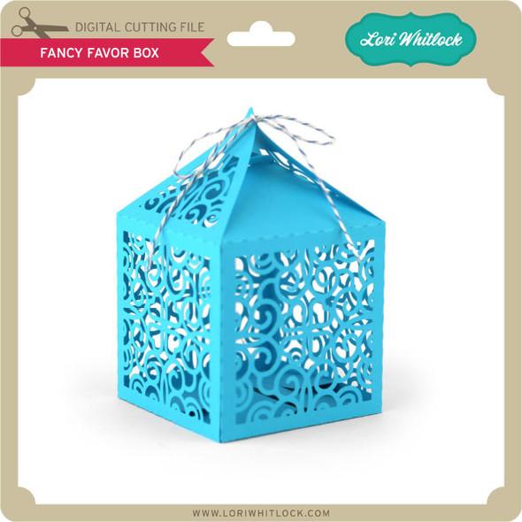 Fancy Favor Box