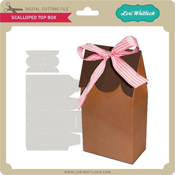 Scalloped Top Box