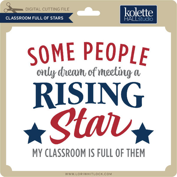 Classroom Full of Stars