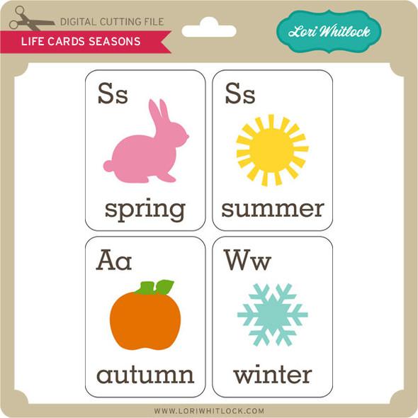 Life Cards Seasons