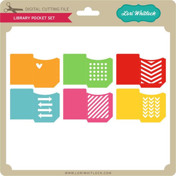 Library Pocket Set