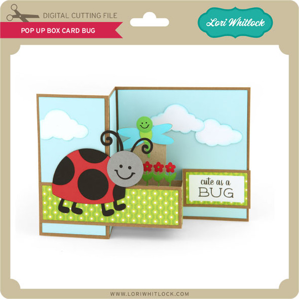Pop Up Box Card Bug