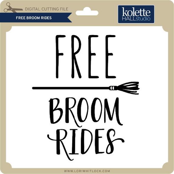Free Broom Rides