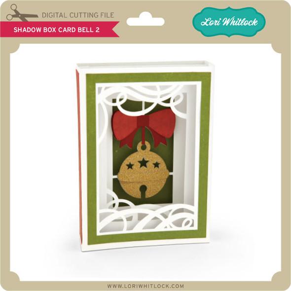 Shadow Box Card Bell 2