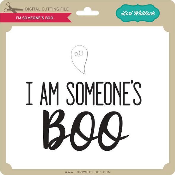 I'm Someone's Boo