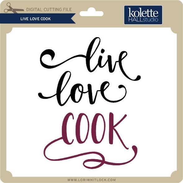 Live Love Cook