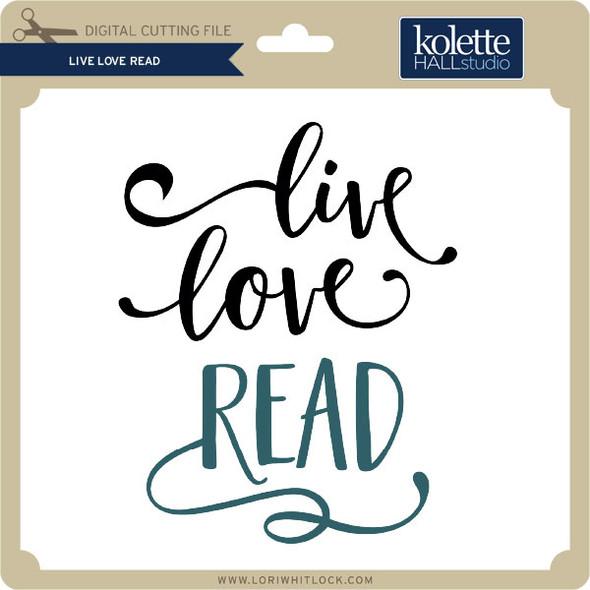 Live Love Read
