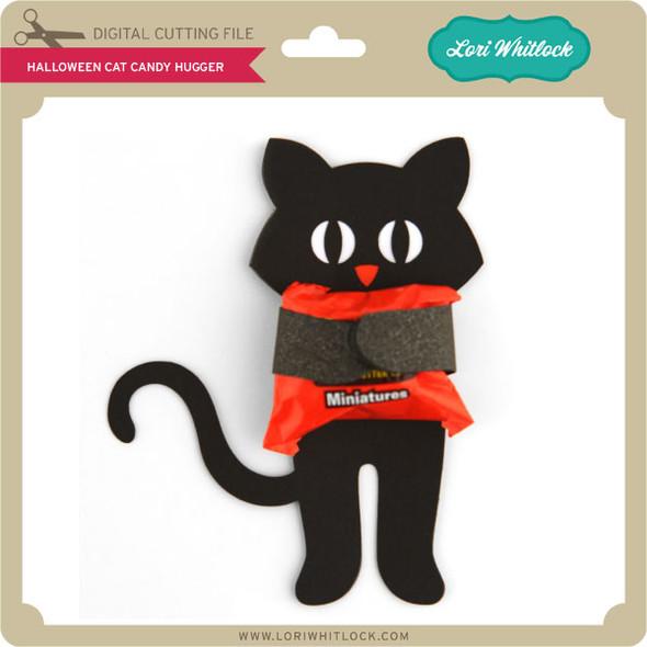 Halloween Cat Candy Hugger