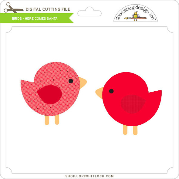 Birds - Here Comes Santa