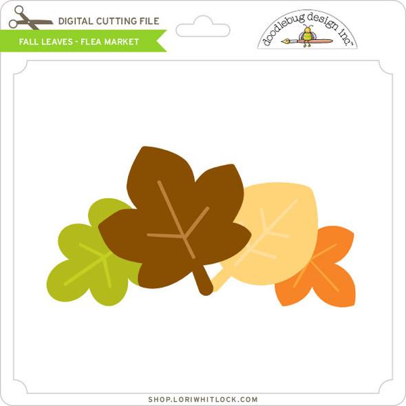 Fall Leaves - Flea Market
