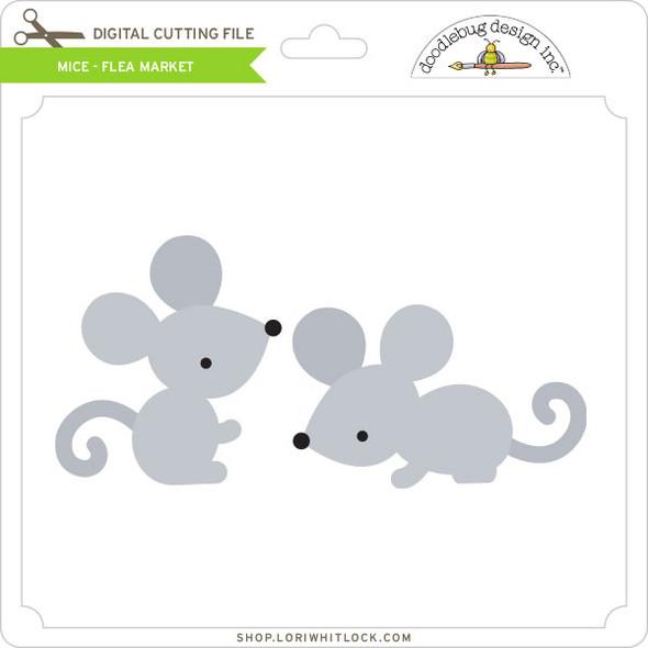Mice - Flea Market