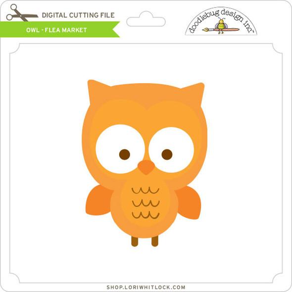 Owl - Flea Market