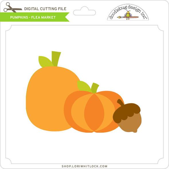 Pumpkins - Flea Market