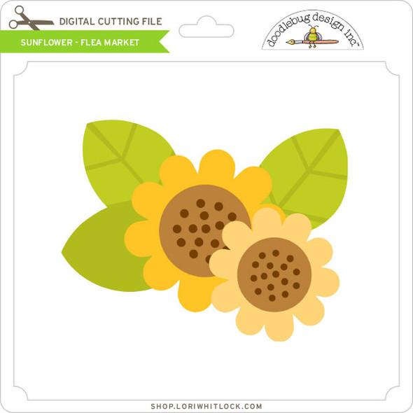Sunflower - Flea Market