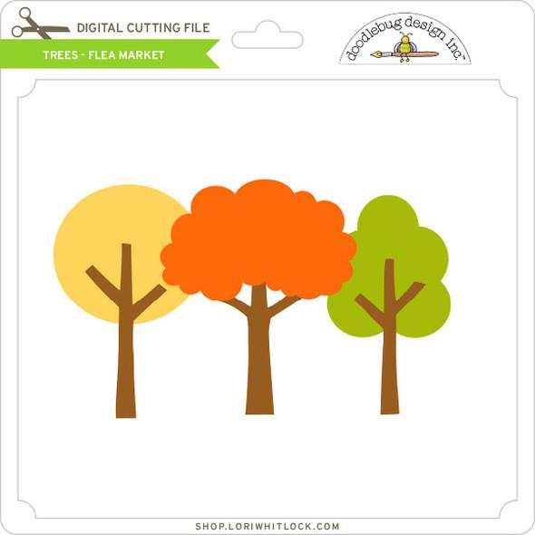 Trees - Flea Market
