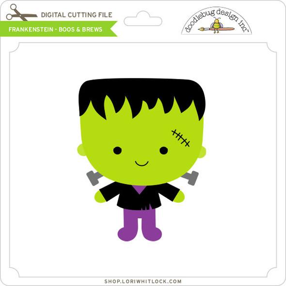 Frankenstein - Boos & Brews