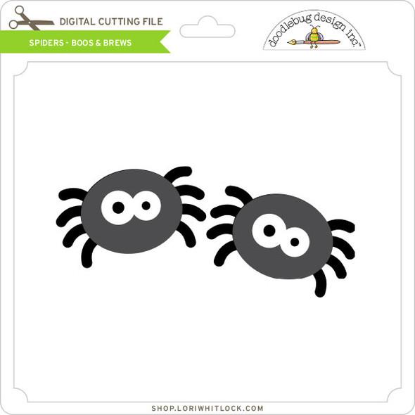 Spiders - Boos & Brews