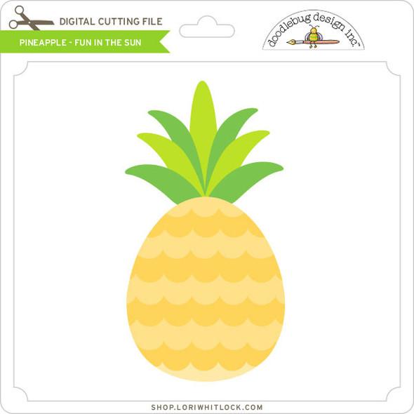 Pineapple - Fun In The Sun