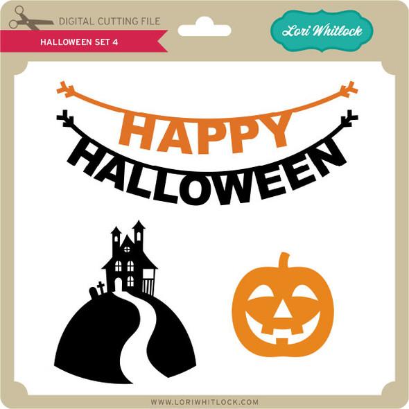 Halloween Set 4