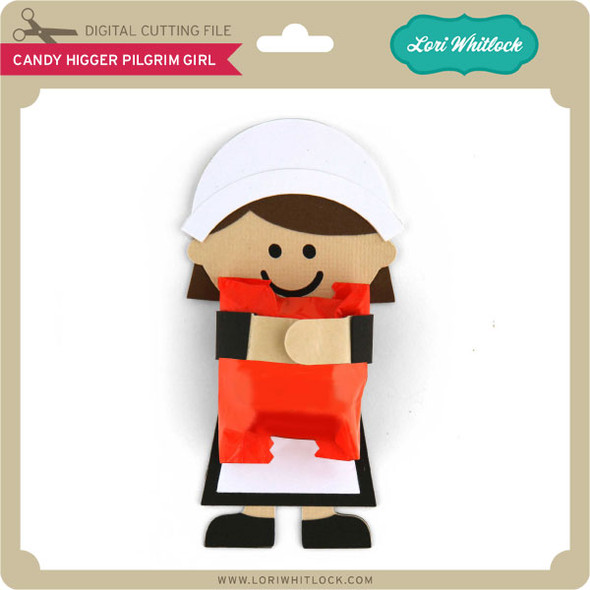 Candy Hugger Pilgrim Girl