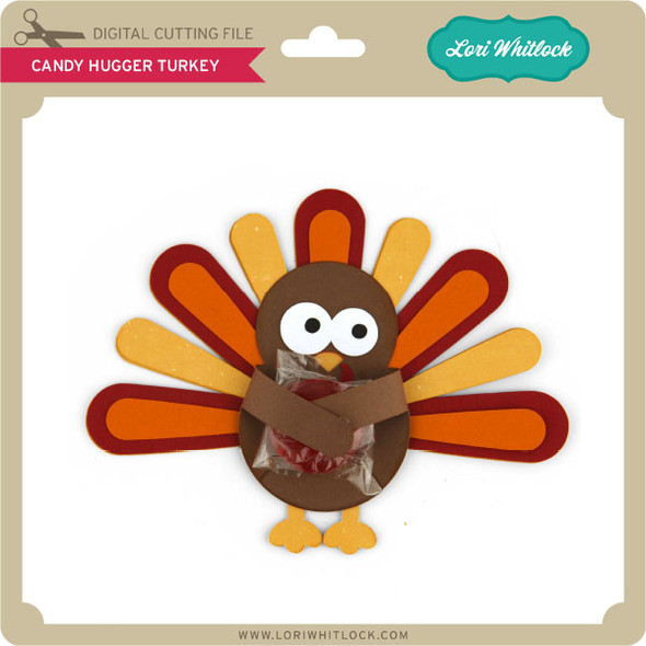 Candy Hugger Turkey