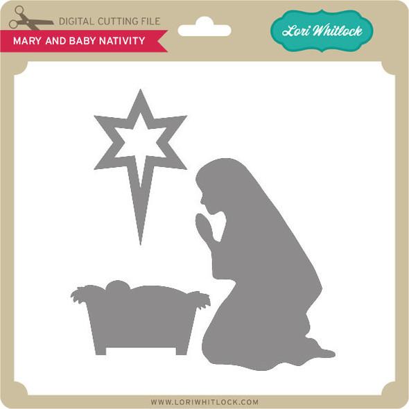 Mary and Baby Nativity