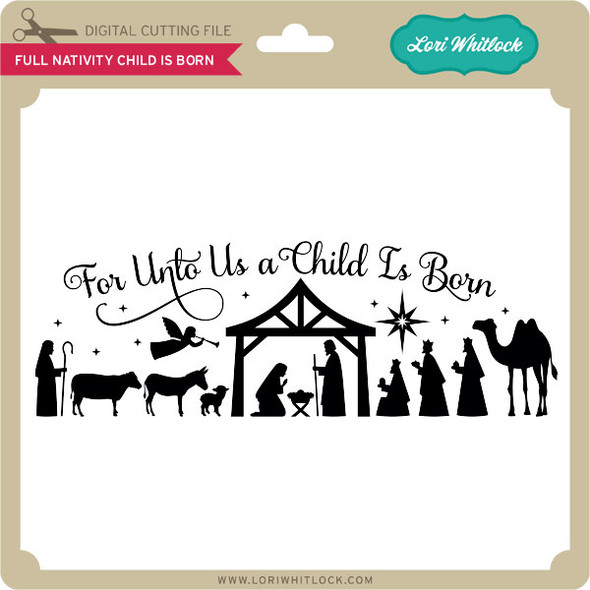 Full Nativity Child is Born