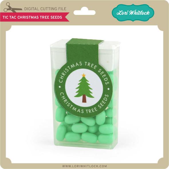 Tic Tac Christmas Tree Seeds
