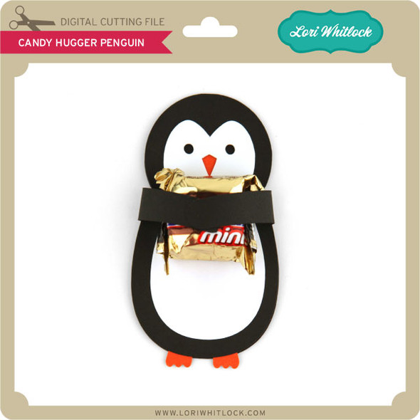 Candy Hugger Penguin
