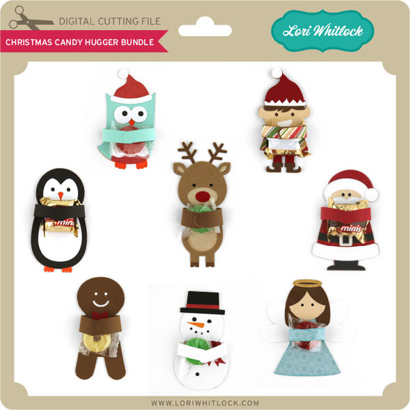 Christmas Candy Hugger Bundle