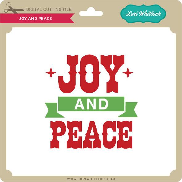 Joy and Peace