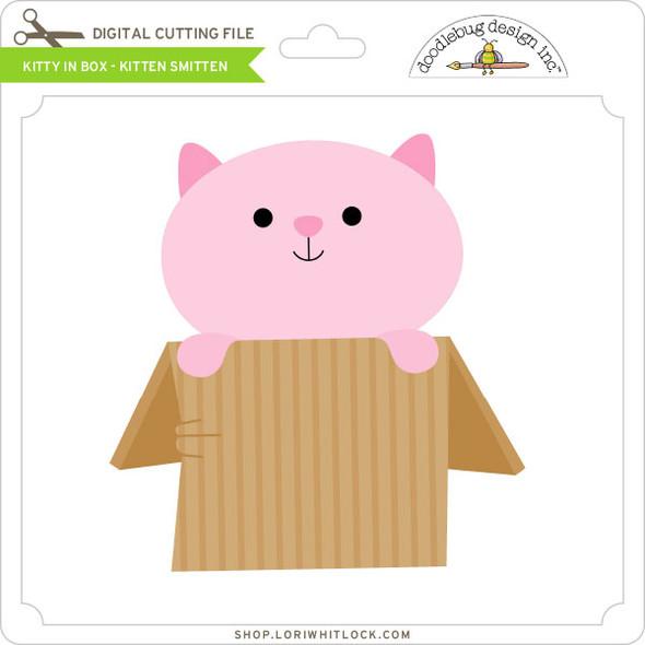Kitty In Box Kitten Smitten